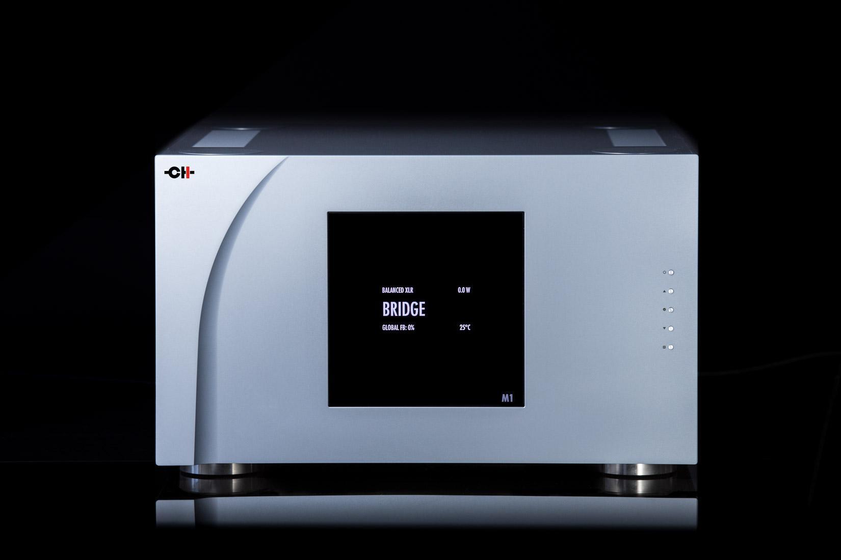 2014 - CH precision - Audiophile apparatus