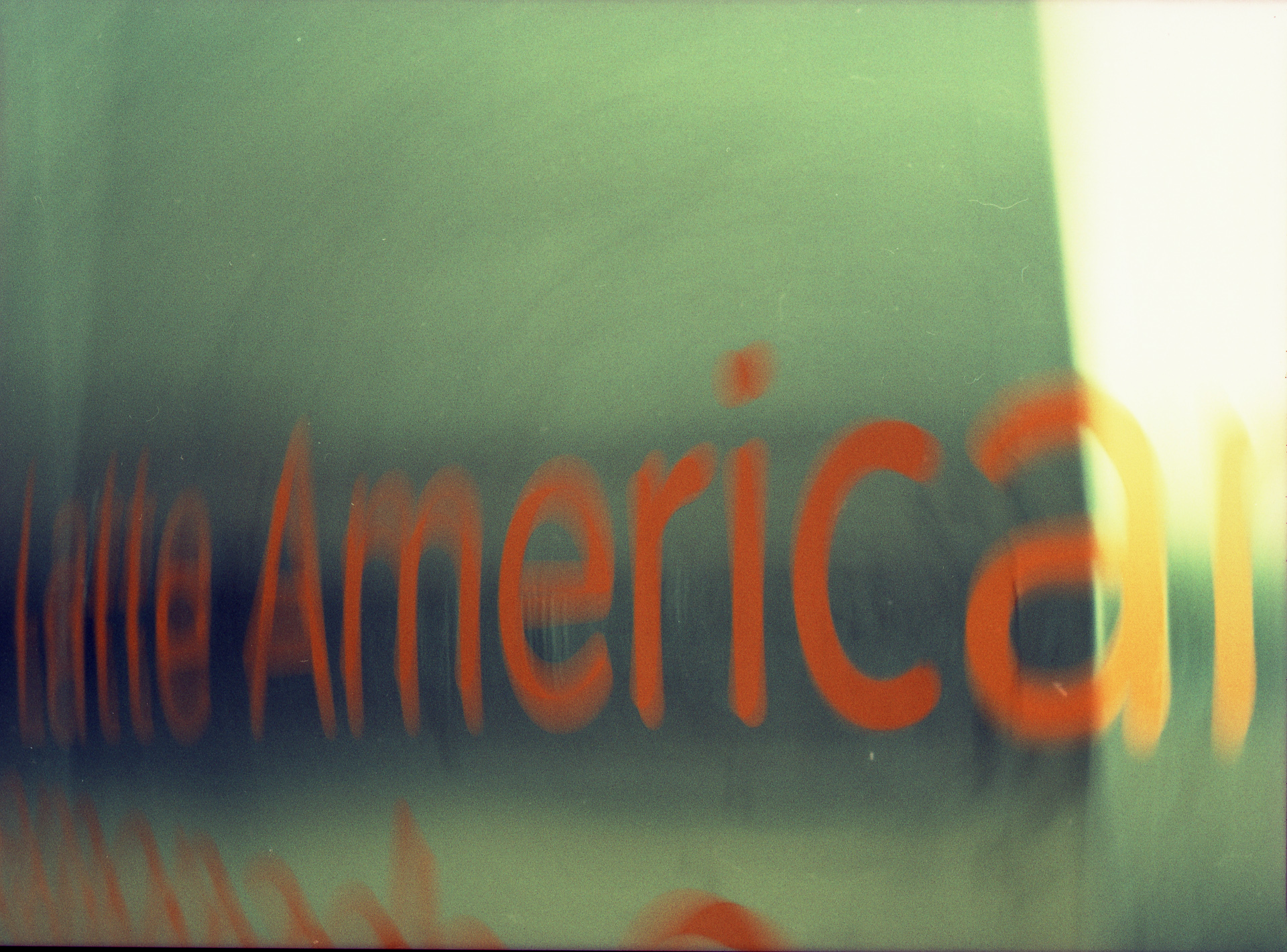latte american